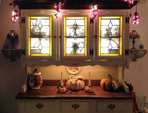 Kitchen Cabinet Doors, Decorative Glass, Kitchen Cabinets - Kitchen ...