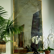 Framed Antique Mirror - Italiano Classic